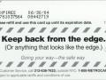 keep-back