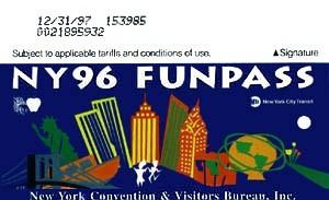 NY96 Fun Pass