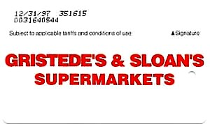 Grestede's and Sloan's Supermarkets