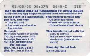 Bus Transfer 2000 Back