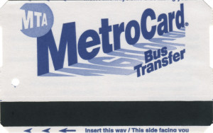 Bus Transfer 2003 - Present Front