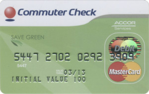 Commuter Check