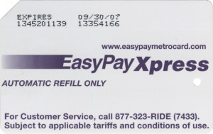 Purple Easy Pay Xpress Back