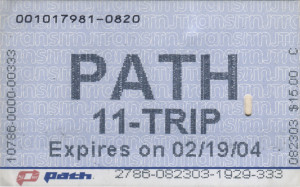 Quick Card 11-Trip Back