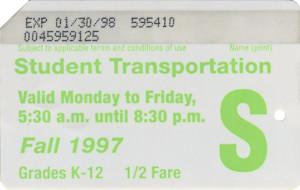 Fall 1997 K - 12