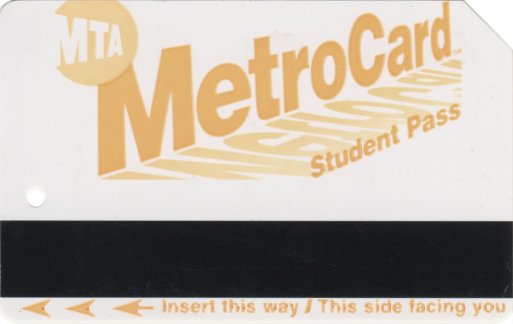 nyc transit metrocard unofficial web site student metrocards