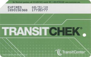 Transit Check Green 1st version