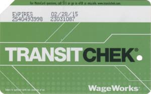 Transit Check Green 2nd version