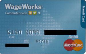 WageWorks Credit Card
