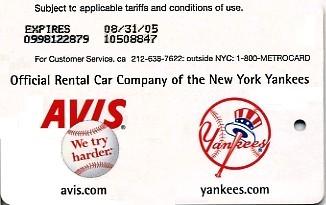 Avis Car Rental New York Penn Station