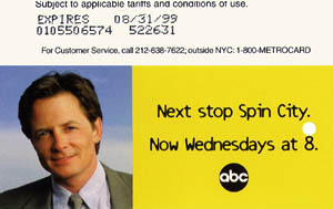 ABC Spin City First Version