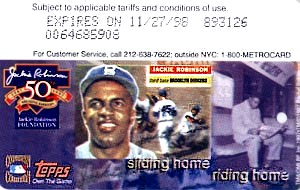 Jackie Robinson Topps
