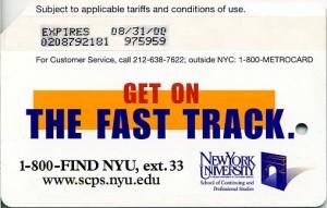 NYU medium font