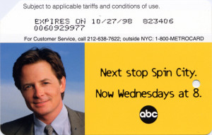ABC Spin City Second Version