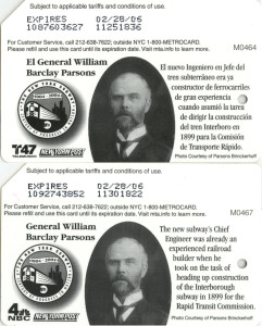 General William Barclay Parsons